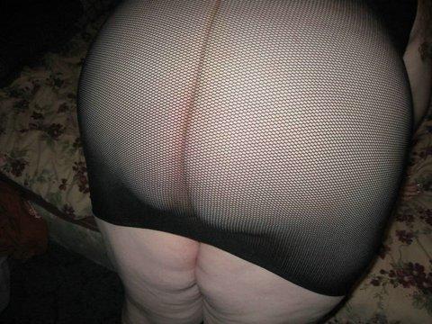 Photo d'une grosse femme coquine